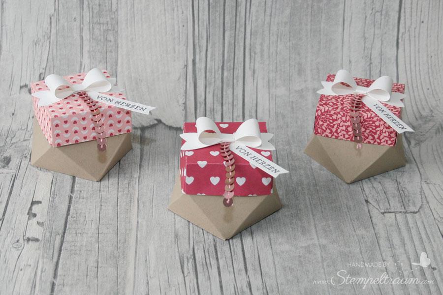 stampinup_Diamantenbox mit dem Stanz- und Falzbrett für Geschenktüten