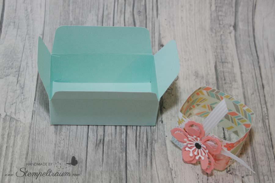 stampinup_Schachtel mit dem Falzbrett für Geschenktüten