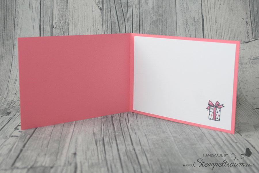 Geburtstagskarte -Donnerwetter