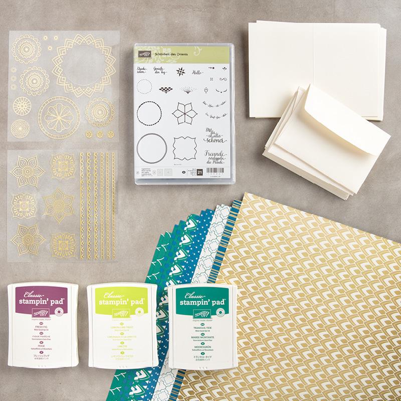 Produktpaket Orientpalast