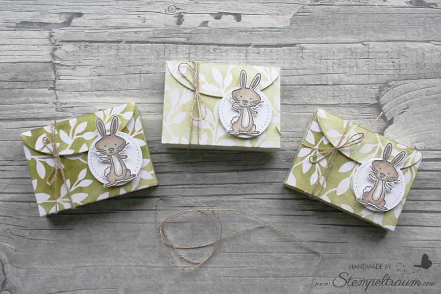 stampin-up Goodie Schachtel voller Liebe zu Ostern