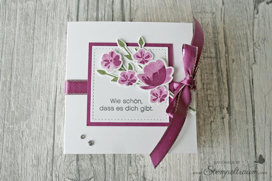Schachtel zum Muttertag