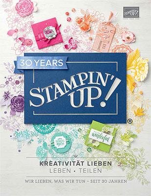 Stampin Up Jahreskatalog 2017/2018